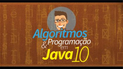 Curso 01: Algoritmos & Programação em JAVA